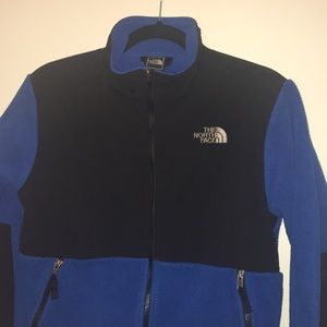 Kids North Face jacket size L